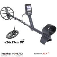 Nokta Makro Simplex+ още една 24x13cm бобина