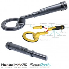 Pulsedive Scuba-pointer 2 in 1 - черен
