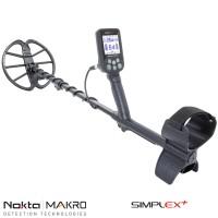 Металотърсач Nokta Makro Simplex+