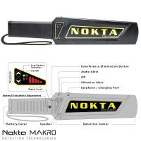 Металдетектор за оръжие ULTRA SCANNER - Nokta