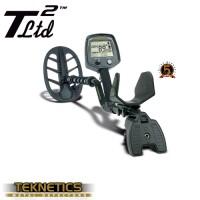 Металотърсач Teknetics T2 Ltd с най-нов софтуер DST 28cm. сонда и подаръци