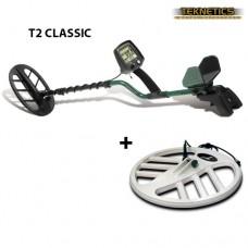 Металотърсач Teknetics T2 Classic MEGA 38  с 2 търсещи сонди и подаръци