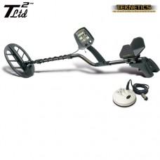 Металотърсач Teknetics T2 Ltd с най-нов софтуер DST 2 сонди и подаръци