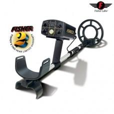 Подводен металотърсач Fisher CZ21-Quick SIlver 27cm. сонда и подаръци