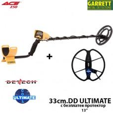 Металотърсач Garrett ACE 150 Mega ULTIMATE с 2 сонди и подаръци