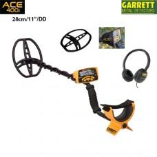 Металотърсач Garrett ACE 400i и подаръци