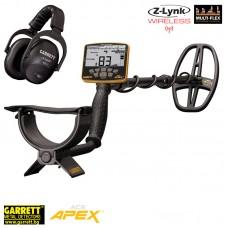 GARRETT ACE APEX с MS3 безжични слушалки