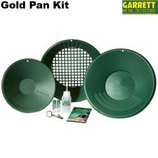 Комплект GARRETT Gold Pan за промиване на самородно злато