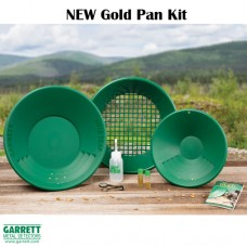 НОВ Комплект за самородно злато Garrett Gold Pan kit