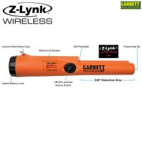 Пинпойнтер Garrett Pro-Pointer AT Z-Lynk подводен