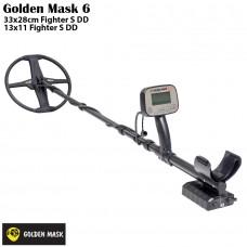 Металотърсач Golden Mask 6 - 5-15-30khz