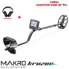 Металдетектор Makro Kruzer - 14Khz