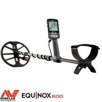 Метал детектор Minelab Equinox 600