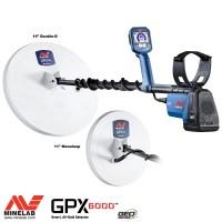Метал детектор Minelab GPX 6000