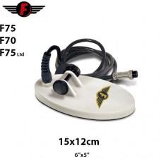 "Търсеща бобина 15x12см./6x5""/ за Fisher F75/70/75ltd"