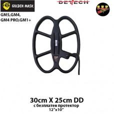 "Търсеща бобина SEF 30x25см./12x10""/ DD за Golden Mask 5/4/4WD/4pro/1+"