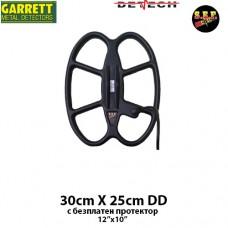"""Търсеща сонда SEF 30x25см./12x10""""/ DD за Garrett Ace 150/200i/250/300i/350/Euro"""