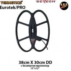 "Търсеща сонда SEF 38x30см./15x12""/ DD за Teknetics Eurotek/PRO"