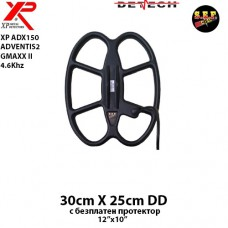 "Търсеща сонда SEF 30x25см./12x10""/ DD за XP ADX150,ADVENTIS2,GMAXX 4Khz"