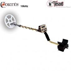 Метал детектор Tesoro Cortes - 10kHhz и подаръци