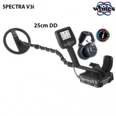 Метал детектор Whites Spectra V3i и подаръци