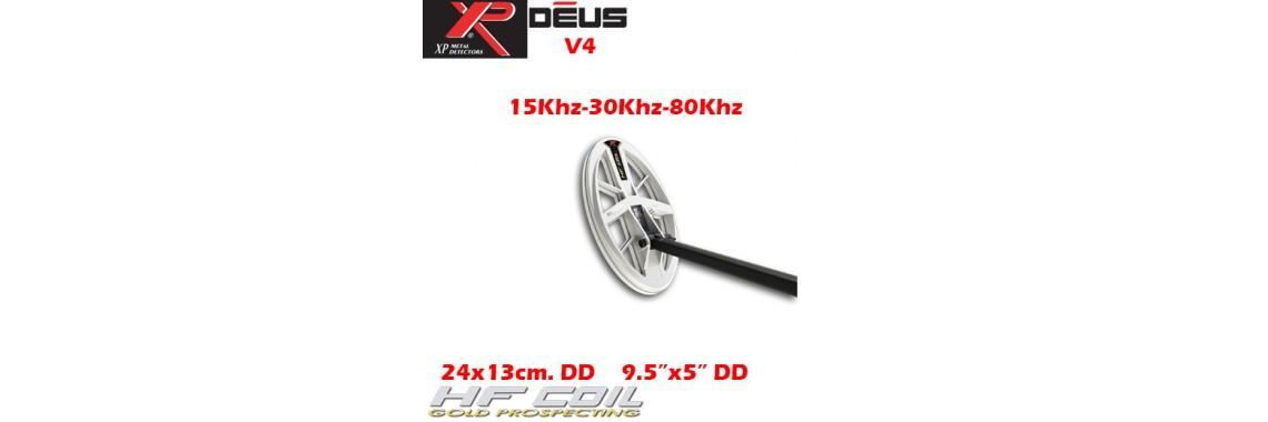 "Търсеща сонда HF 24x13см./9.5x5""/ DD за XP Deus V.4"