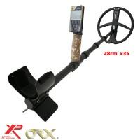 Металотърсач XP ORX 28cm. x35 и Карбонов стик